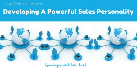 A Powerful Sales Personality