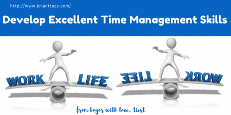 Develop Excellent Time Management Skills