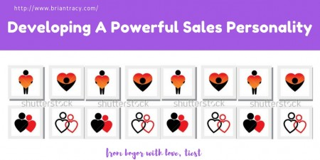 Developing A Powerful Sales Personality
