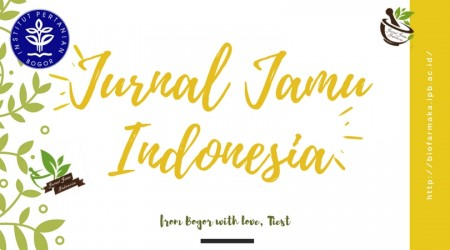 Head Jurnal Jamu Indonesia